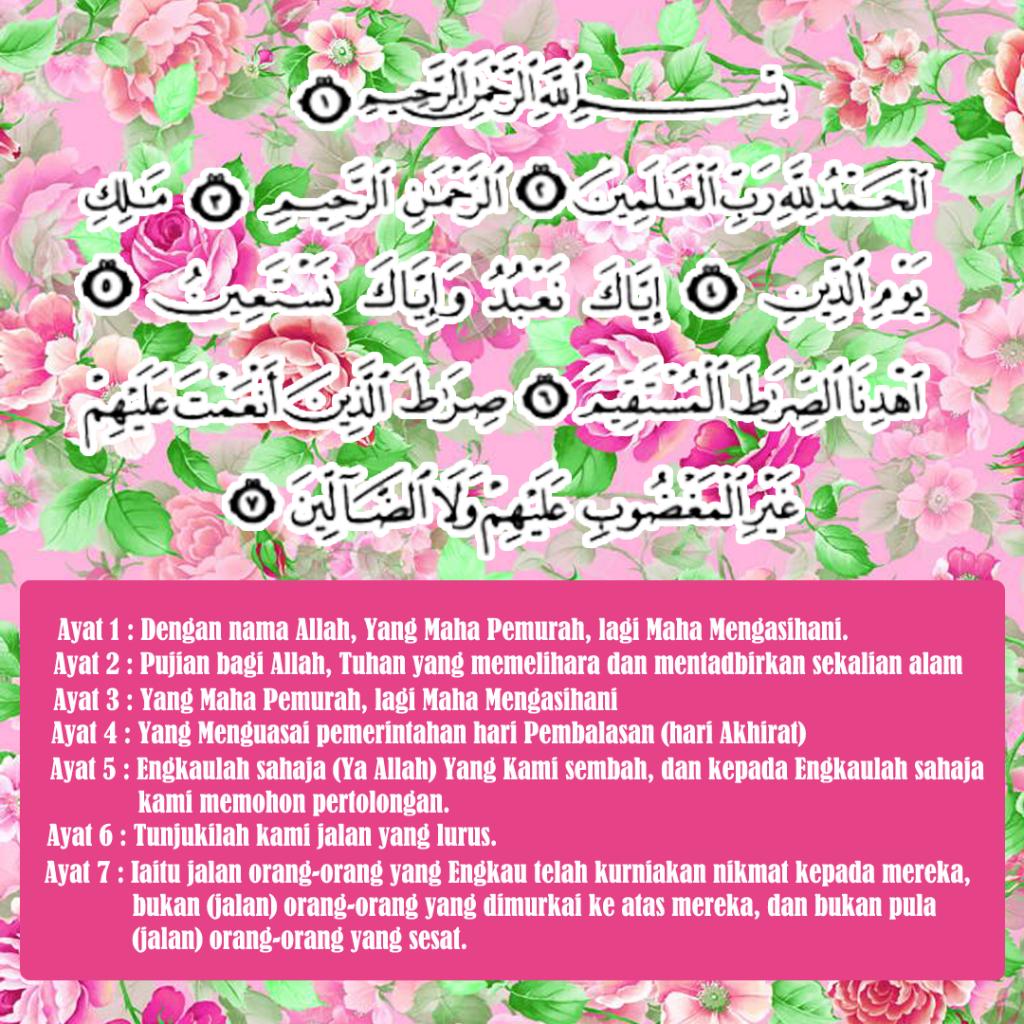 maksud-al-fatihah