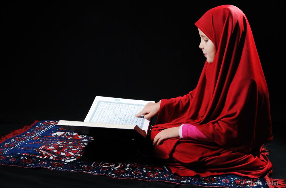 Bacalah Al Quran Walaupun Masih Merangkak-rangkap