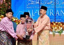 Qari Istimewa-Johan Tilawah Al Quran Peringkat Kebangsaan